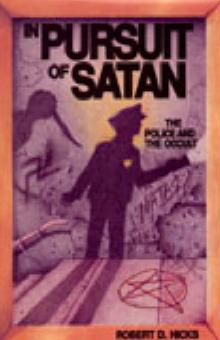 In Pursuit of Satan Cover