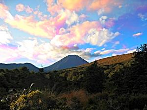 Ngauruhoe Sunset IM