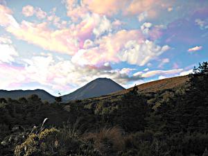 Ngauruhoe Sunset buettner