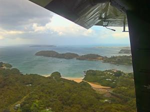 Landing at Oban