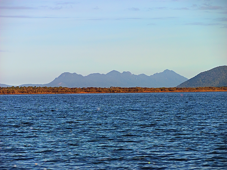 Hananui Range, Hananui/Mt Anglem, right
