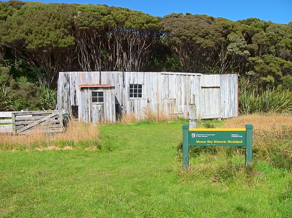 Mason Bay Homestead 1
