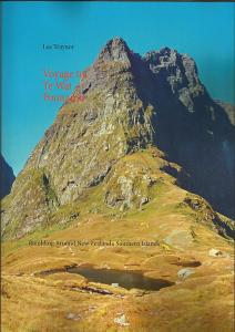 Voyage to Te Wai Pounamu, cover