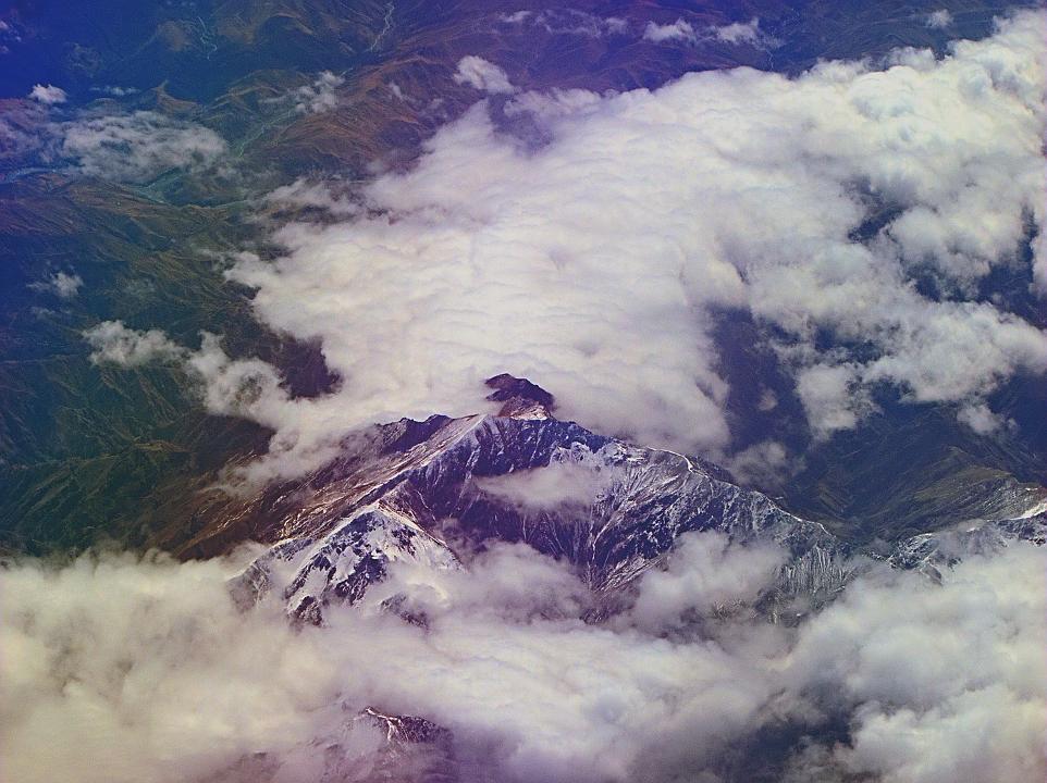Kaikoura Seaward Range