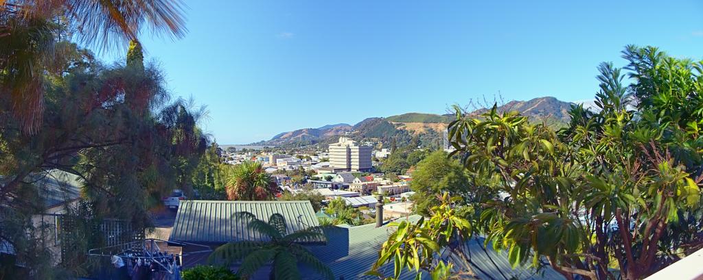 Nelson Cityscape Panorama 4:30