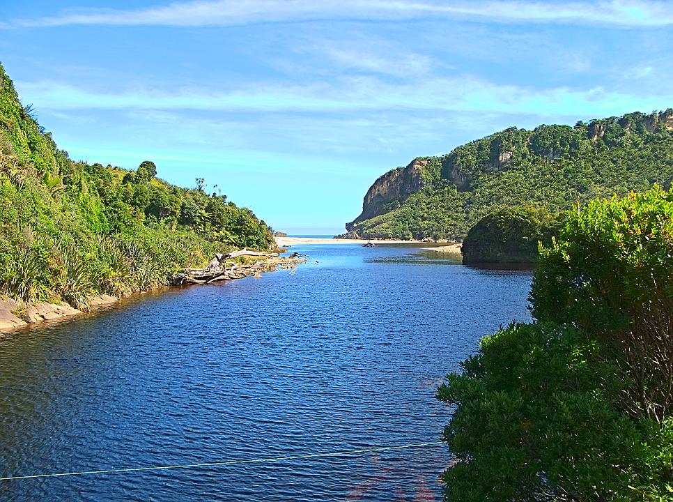 Kohaihai Lagoon