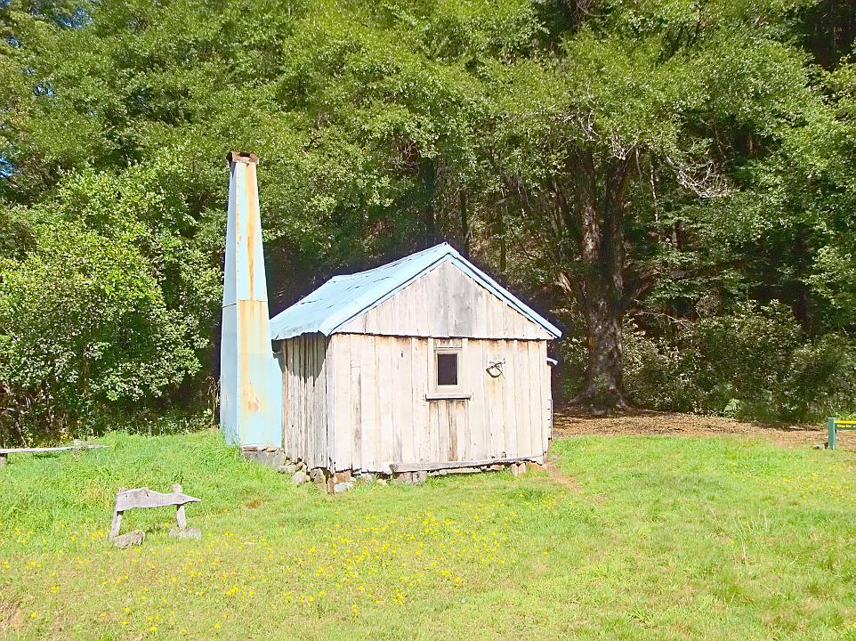 Cecil King's Hut