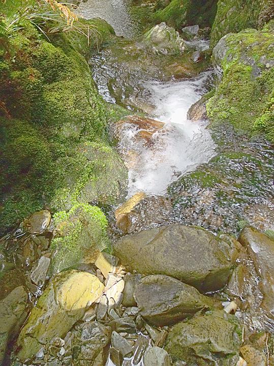 Chime Creek Cascade