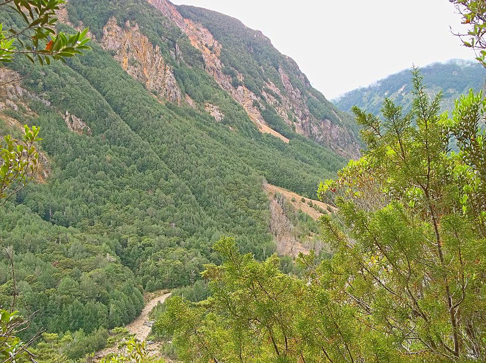 Upper Karamea Valley