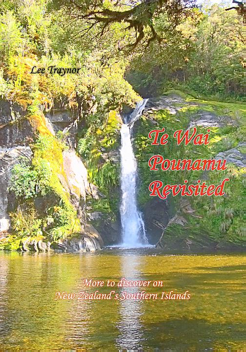 Te Wai Pounamu Revisited, cover